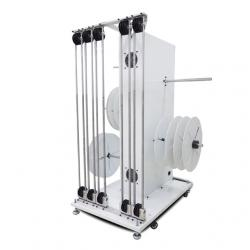 Four Reels Cable Feeding System
